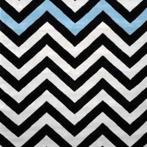 Macaulay Blue - Designer rug