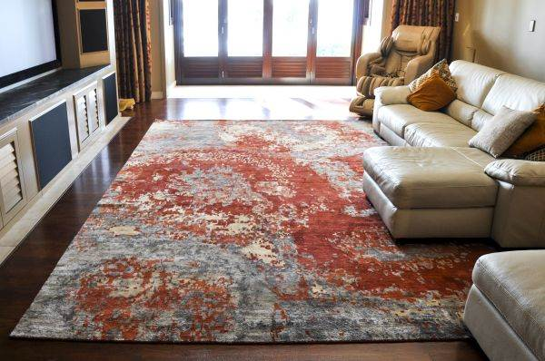 Designer rugs and carpets by Source Mondial