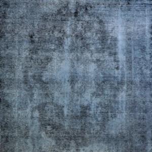 Lapis Hawks Eye - Designer rug