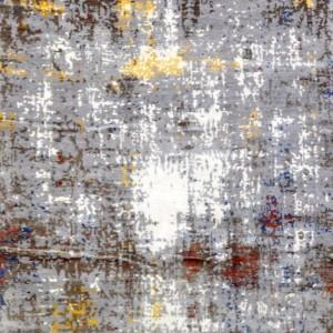 Stardust Rust - Designer rug