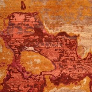 Ink Heart - Designer rug
