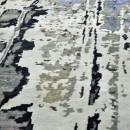 Ink Spill Multi - Designer rug