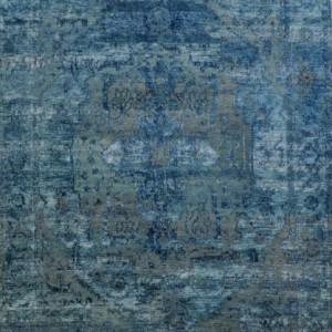 Benmore Blue - Designer rug