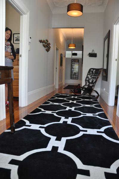 Vanessa Scott - designer rug