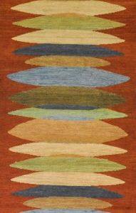 Moeraki Embers Runner - Designer rug