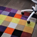 Time Square - Designer rug by Source Mondial