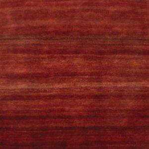Red Sunset - Designer rug