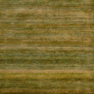Green Sunset - Designer rug