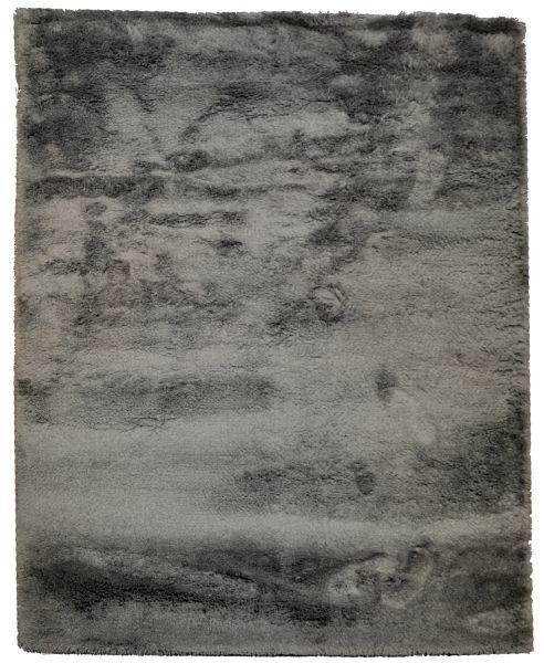 AURORA Silver - Designer rug