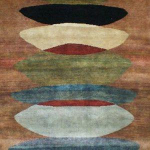 Moeraki Sepia - Designer rug