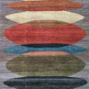 Moeraki Lilac - Designer rug