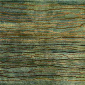 Forest Broken Sunset - Designer rug