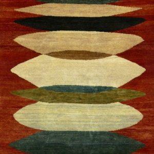 Moeraki Embers - Designer rug