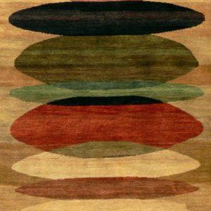 Moeraki Gold - Designer rug