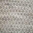 Boulevard blue grey - Designer rug