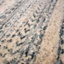 Broadway Blue Natural - Designer rug