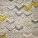 Gateway blue gold - Designer rug
