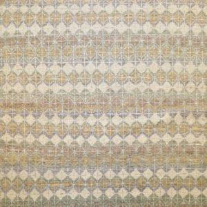 Starcrossed grey green multi - Designer rug