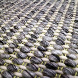 Key West Lime Grey - Designer Rugs by Source Mondial