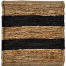Hemp Awning Stripe - Designer rug by Source Mondial