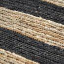 Hemp Awning Stripe - Designer rug