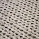 Waiheke Beige coastal collection - Designer rug