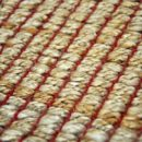 Chesapeake Red - Designer rug
