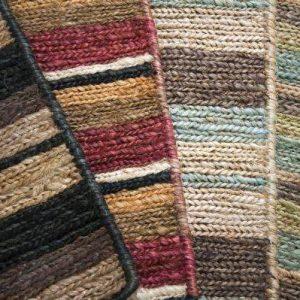 Hemp Verticals - Designer rugs