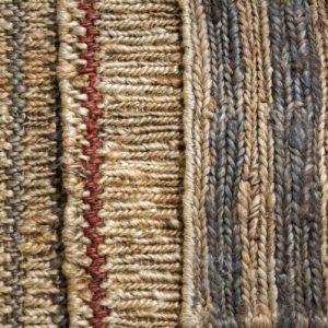 Hemp Ticking Stripe - Designer rugs