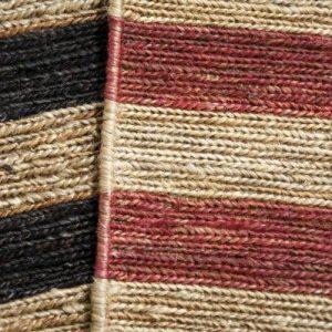 Hemp Awning Stripe - Designer rugs