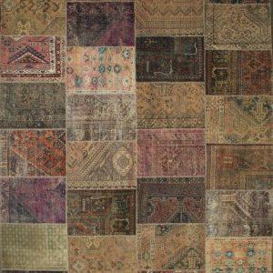 Natural lavender - Designer rug by Source Mondial