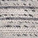 Oneroa White Grey - Designer rug