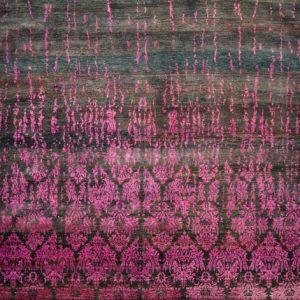 Caserta dissolving design - Designer rug by Source Mondial