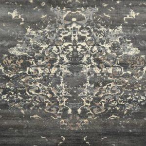 Dissolving damasks - Designer rug by Source Mondial