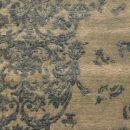 Raffles teal - Designer rug by Source Mondial
