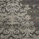 Raffles smoke - Designer rug by Source Mondial