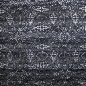 Potenza Damask - Designer rug by Source Mondial
