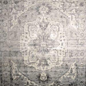 Benmore Grey beige - Designer rugs