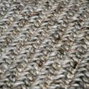 Massachusetts Dark Brown - Designer rug