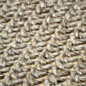 Massachusetts Light Brown - Designer rug
