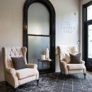 Meknes Light Grey - designer rug