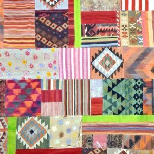 Designer rug by Source Mondial