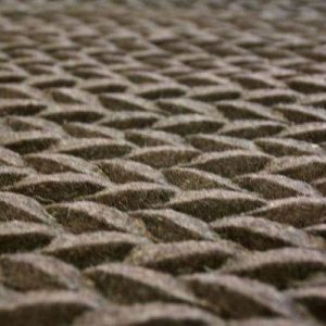 Braided Chocolate - Designer rugs and carpets by Source Mondial