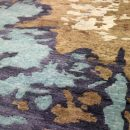 Inkspill Multi - designer rug