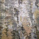 Paringa Green Beige Blue - designer rug