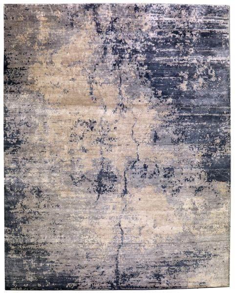Aegean Blue - designer rug