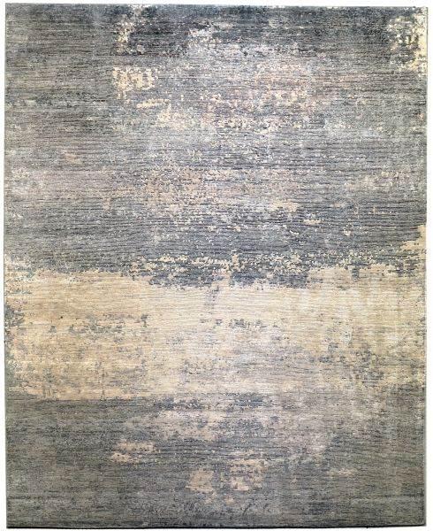 Danube Beige-Blue - designer rug