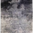 Watershed Silver - designer rug