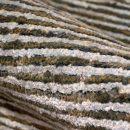 Ritz Blue-Natural - designer rug