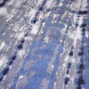 CARCN-PN01 PANDAN BLUE GREY 167X241 PILE